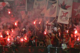 Urawa fans
