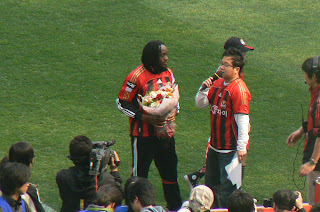 Musampa is unveiled to the Seoul fans