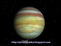 Júpiter el 5º planeta