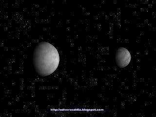 Caronte luna de plutón