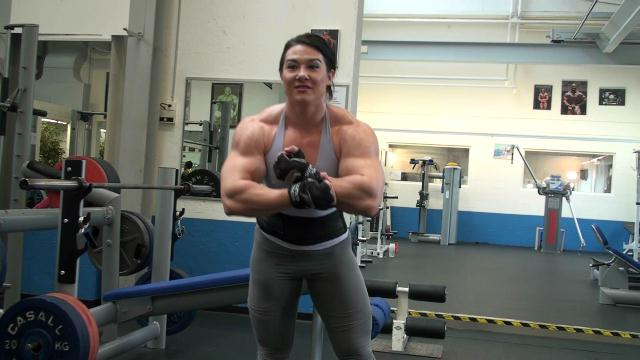 lady titan female bodybuilder