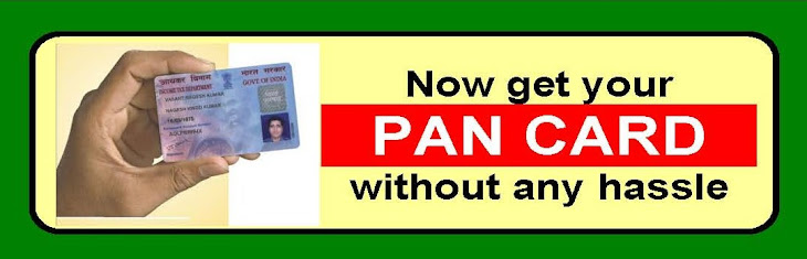 Get a PAN card easily
