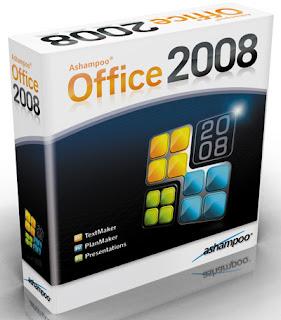 Lançamento - Ashampoo Office 2008 em Português BR Office2008