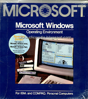 capawin Windows 1.0: Microsoft Original