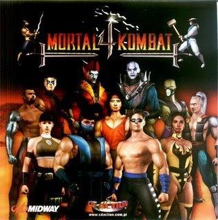 Mortal Kombat 4 Portable (Apenas 13MB) Baixar