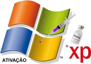ATIVACAOWINDOWS Ativação Windows XP