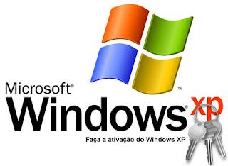 ativa Ativação do Windows XP