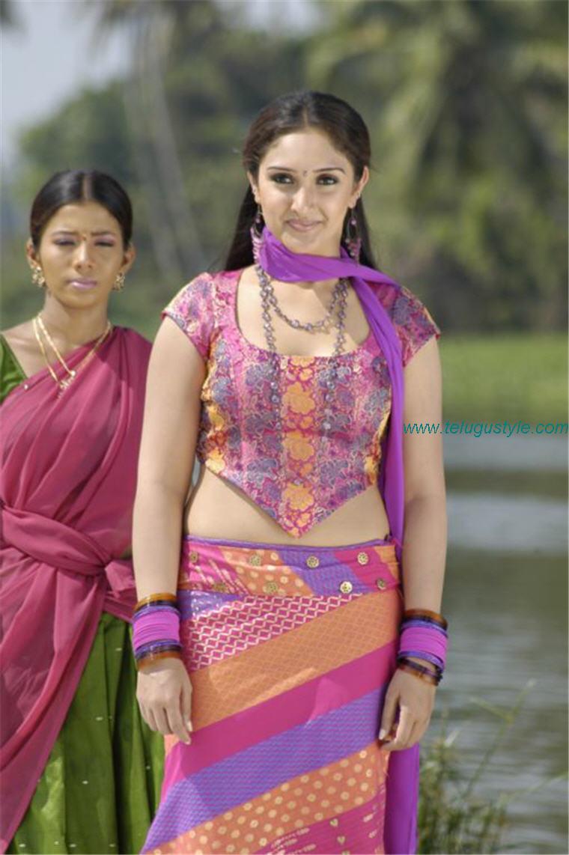 Sexy For Girls Sridevi Vijaykumar Hot Navel Show Unseen-4302