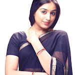 Malayalam Actress Padma Priya In Transperant Saree,