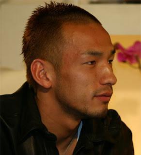Asian Guy Hairstyles Nakata