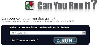 Can Your Computer Run It? Test It Against System