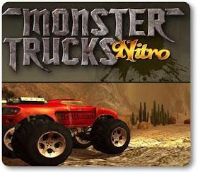Game Portable Monster Trucks Nitro V1 3