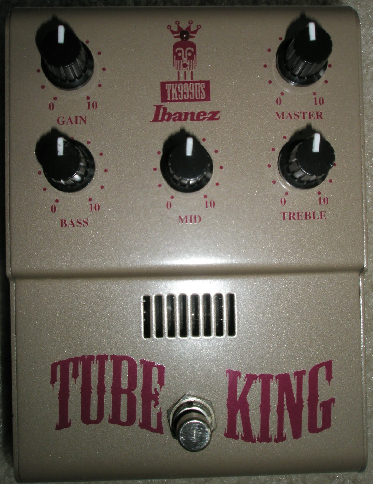 Stompbox Blog Ibanez Tk999us Tube King Fender Deluxe Reverb Wiring Diagram