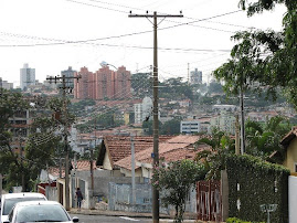 Campinas from our house