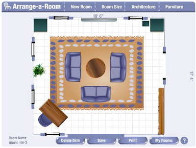 Gotta get one good free room layout software Arrange a room online for free
