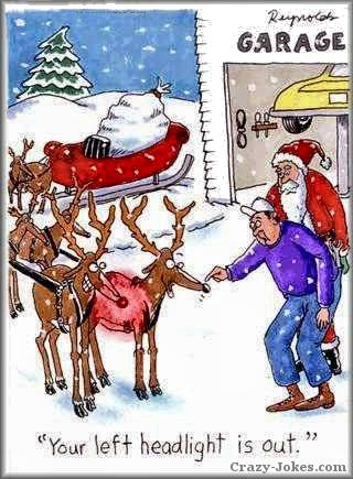 A View from the Edge: Naughty Christmas Jokes - Part Two  A View from the...