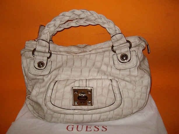 Import Branded Tas Channel Tas Guess Kanvas Guess Crocco Guess