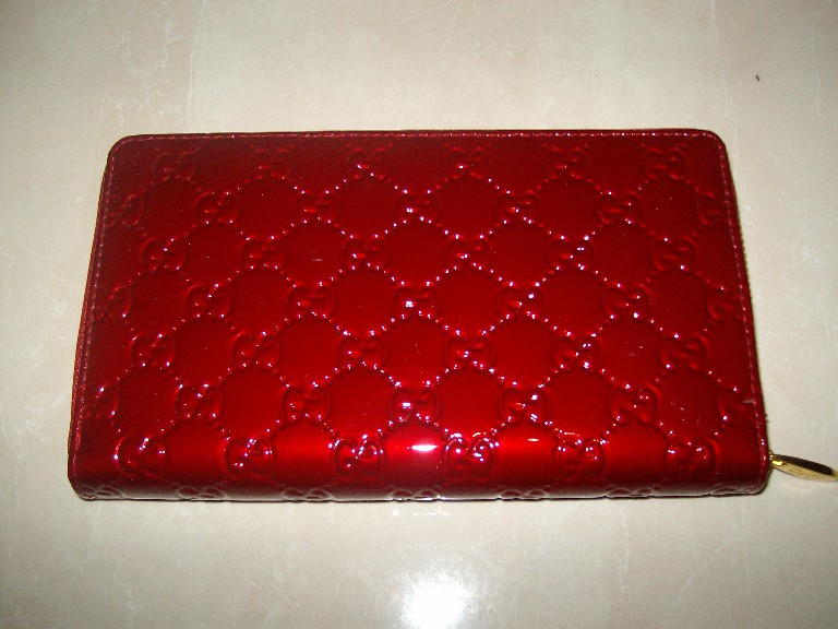 X KB Jpeg GC Dompet Gucci KW Red Rp