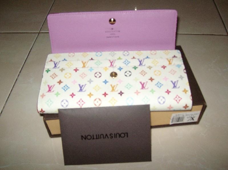 Grosir Dompet Wanita Import Branded Korea Hongkong Dompet HP LV