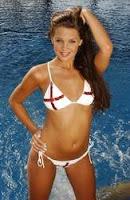 Danielle Lloyd, Miss England 2004