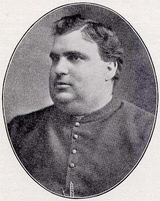 Portrait de Corbeil, vers 1913, extrait de l'opuscule de Joyal.