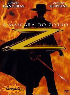 Baixar Filme A Máscara do Zorro - Dublado