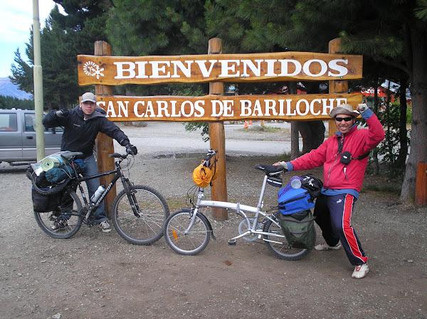 Bariloche en Cleta!!!!