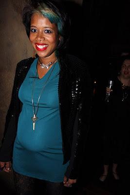 Kelis Pregnant Photos 96