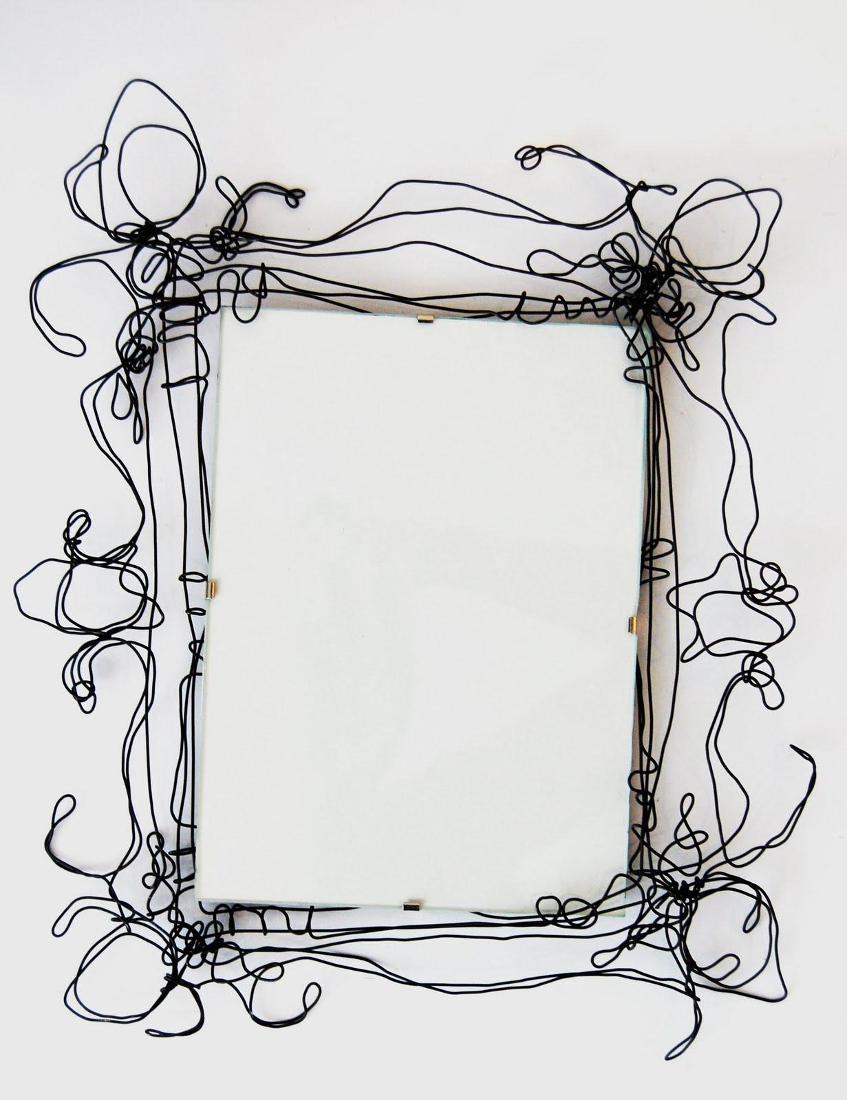 Wire Work Wire Frames