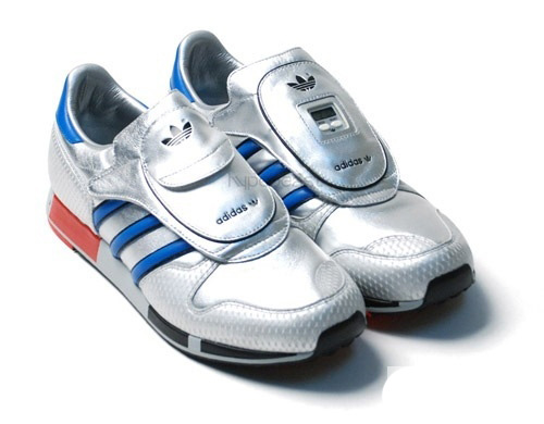 Which Shoes Had A Built In Pedometer From The  S