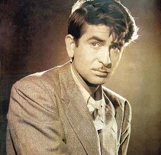 Image result for raj kapoor 50s