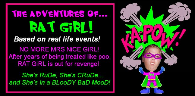 The Adventures of RAT GiRL!