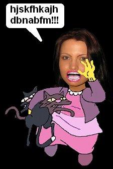 Cat Lady!