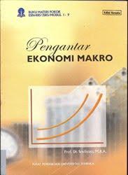 Ebook Pengantar Makroekonomi