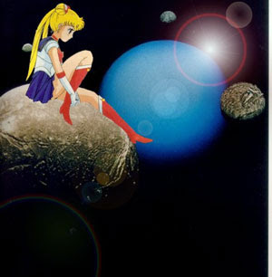 Sailor Moon Cartoon Wallpaper