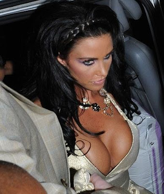 katie price breast