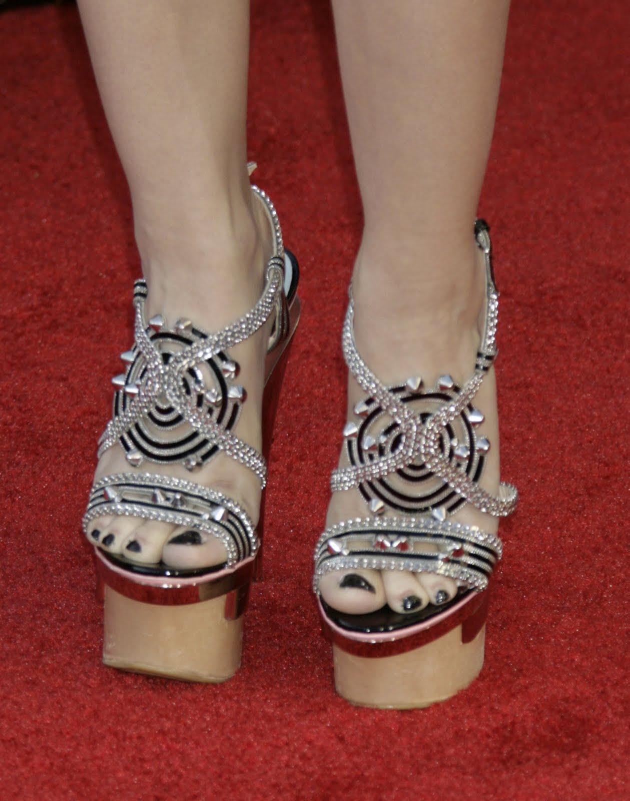 Shakira Feet Starlight Celebrity