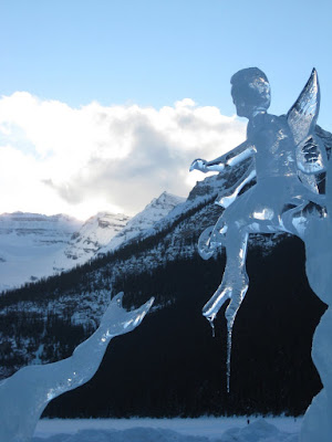 ice angel photo