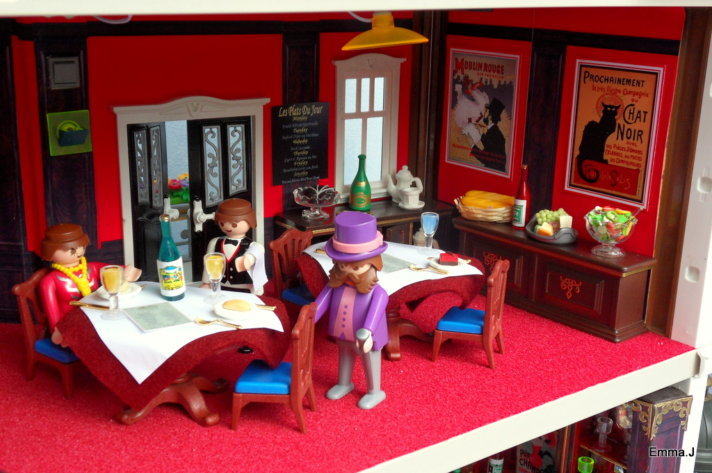 Extra Large Kitchen Sink Faucets At Costco 5302 Bistro De Paris | Emma.j's Playmobil