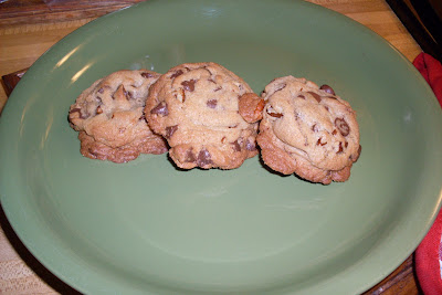 Browned Butter Chocolate Chip Cookies, the best cookies I have ever made!