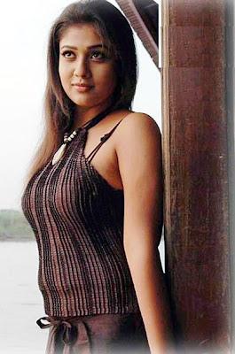 masala babe Nayanthara