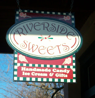 Riverside Sweet Shop, Historic St Charles MO