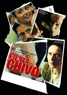 La fiesta del Chivo cine online gratis