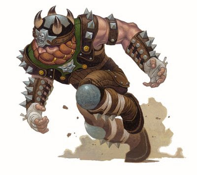 Barbarian - Battlerager Revised | GM Binder
