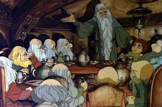 Rankin Bass The Hobbit