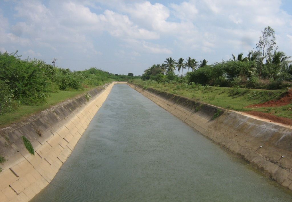 Poondi reservoir