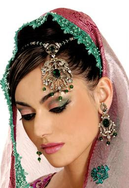 desi bridal beauty 6 - makeup of the day 17 may