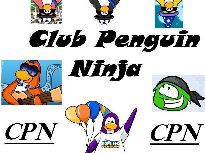 Club Penguin Ninja