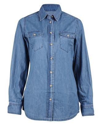 4965fe6e Hent frem en gammel olaskjorte fra skapet eller finn din favoritt blant  butikkhyllene. Stiltips får du av kjendisene! Jeg har sikret meg en  sommerversjon av ...