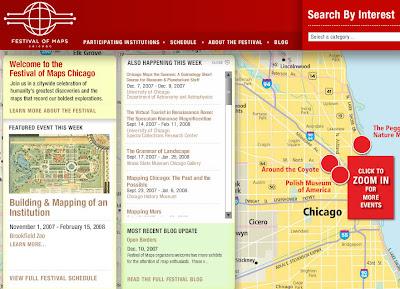 Chicago Festival of maps continues Festivalmaps